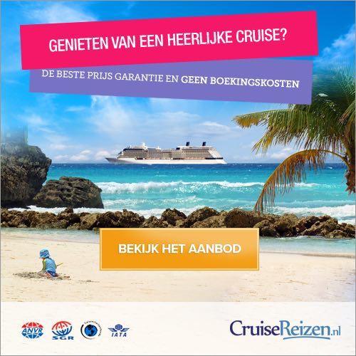 Zomer vakanties - auto vakantie - huisjes - cruises 2
