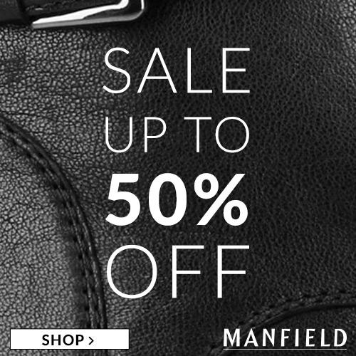schoenen van Manfield