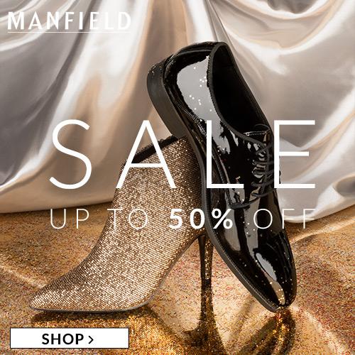 manfield schoenen sale