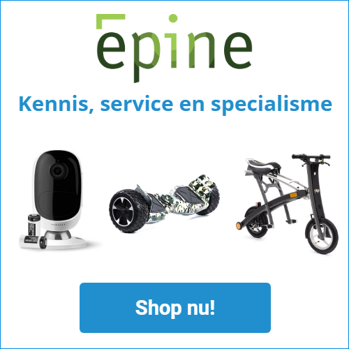 Epine, Camera, Wheels, Online winkel