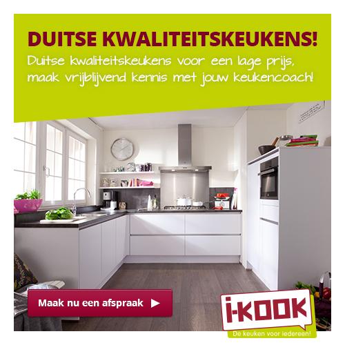 I-KOOK : Duitse Kwaliteitskeukens!