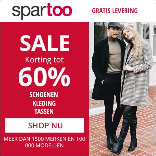 Spartoo (NL) – Wintersale