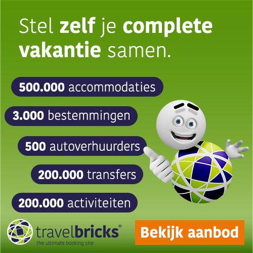 Travel Bricks : Bekijk aanbod
