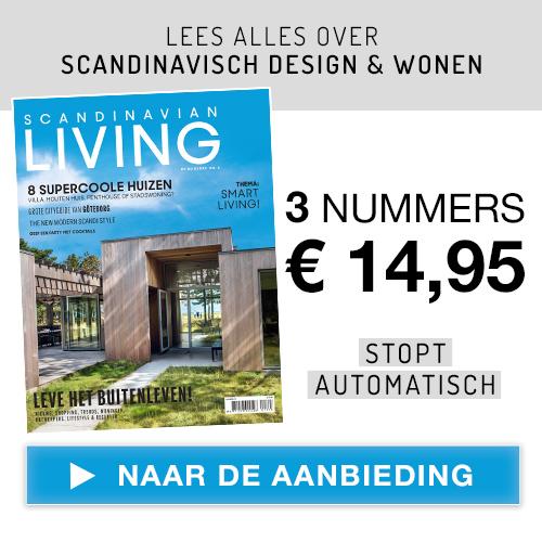 Afbeelding van Scandinavian Living Magazine