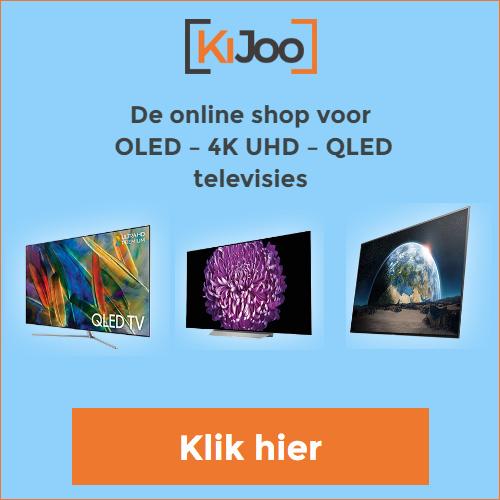 KiJoo : QLED -, OLED -,4K -T.v., Luidsrekers, Soundbar, Bleuray/3D spelers, Kabels, Muurbeugels,Laptops alles in onze online webshop.