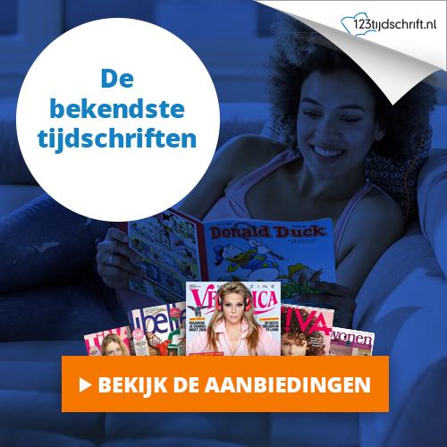tijdschriften aanbieding