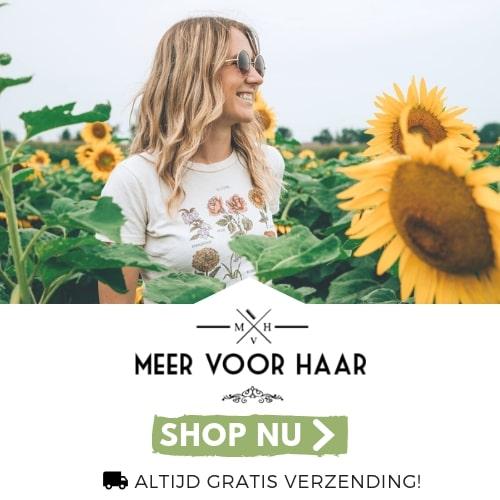 Meervoorhaar.nl is dé webshop voor vrouwen en haar.