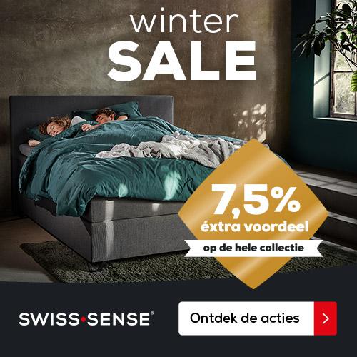 SwissSense (NL) – 7,5% éxtra korting op ALLES