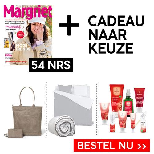 Afbeelding van Margriet + Gratis Cadeau naar Keuze