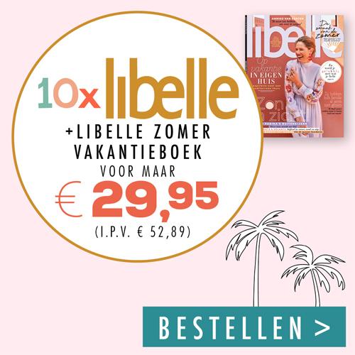 Afbeelding van Libelle + Zomervakantieboek