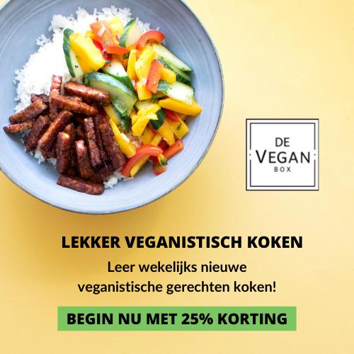 veganistische maaltijdbox