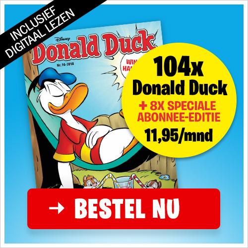 Afbeelding van Donald Duck + Specials