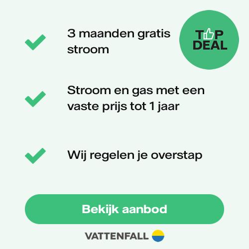 Sluit nu een 1 jarig contract af bij Nuon en ontvang 3 maanden Gratis Stroom! U betaald geen overstapkosten en Nuon energie regelt de totale overstap.