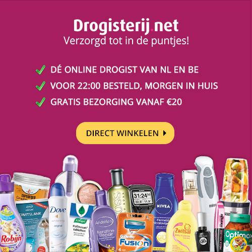 Drogisterij.net is marktleider als online drogist