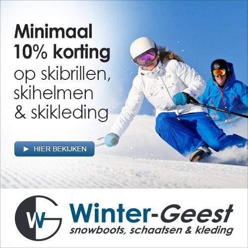 schaatsen, snowboots en winterkleding.