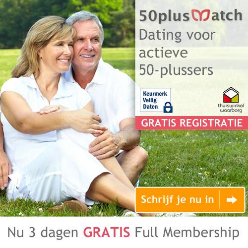 Dating 50 plus match