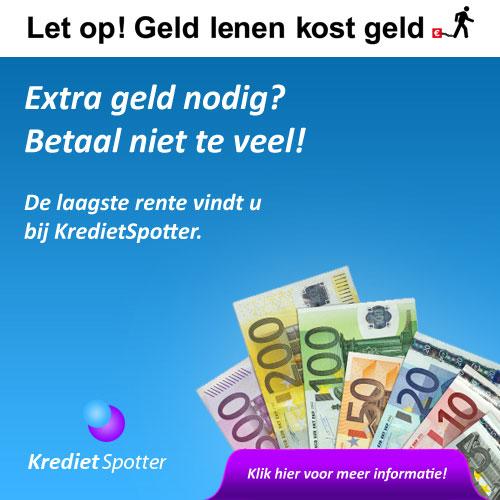 Kredietspotter informatie