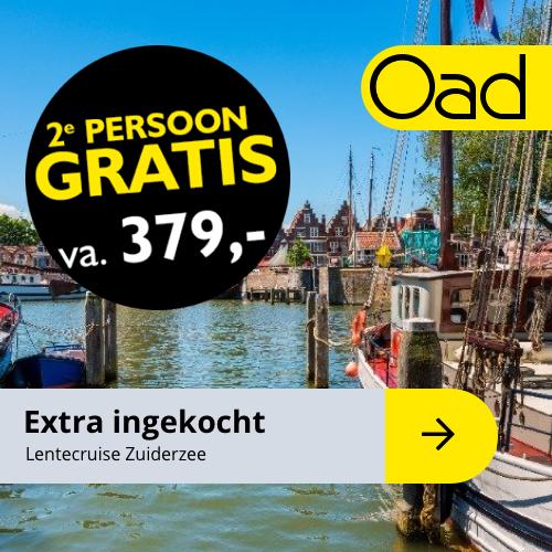 cruise door Zeeland en Belgie