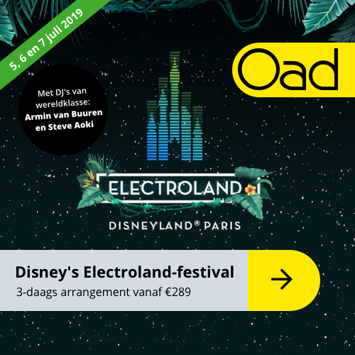 Disney Electroland Festival