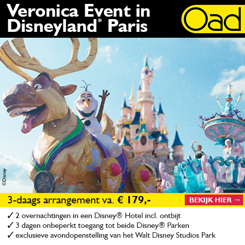 Veronica Event Disneyland