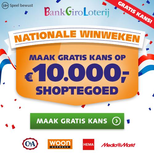 Zomerse Winweken.nl - Win 10000 euro