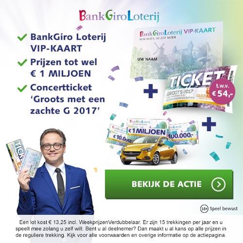 Vind het gouden ei en win tot 25.000 euro!