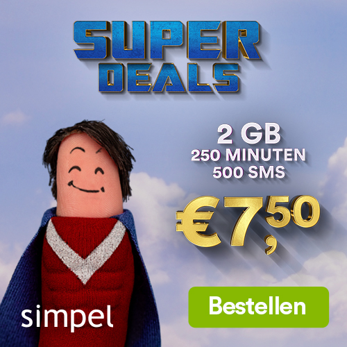 Simpel Sim only de keuze is super Simpel