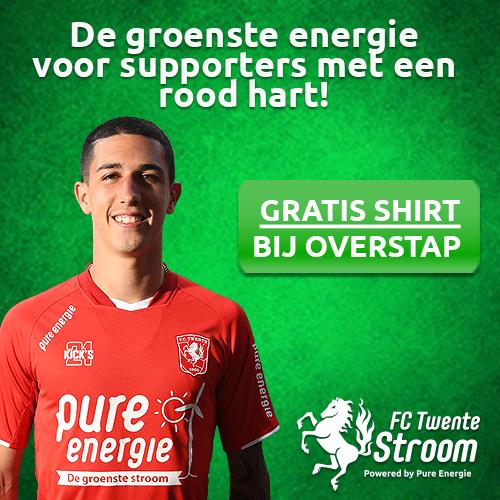 Pure Energie | Gratis FC Twente shirt
