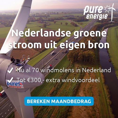 pure energie uit Nederland