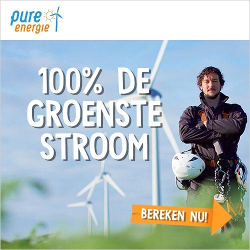 Pure Energie | 100% de groenste stroom