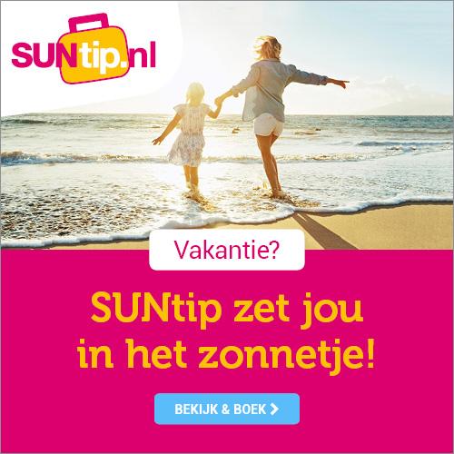 Suntip - goedkope vakanties
