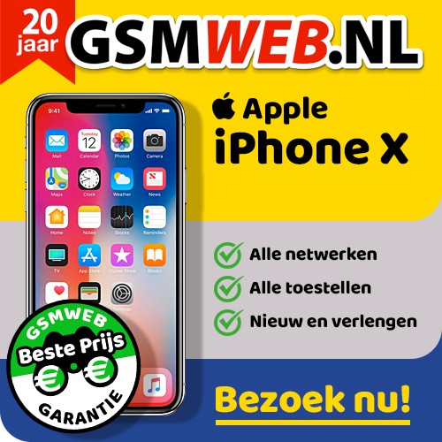 GSMweb | iPhone X