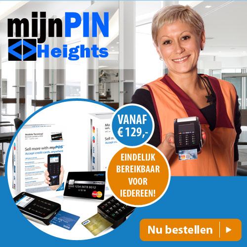 Mijnpin.nl Mobiele Betaalautomaten