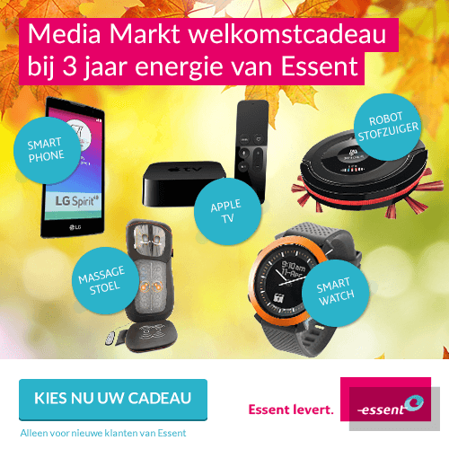 Essent - Media Markt actie